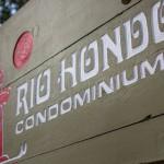 Rio Condos Rental Sign Board